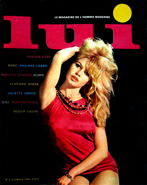 magazine année 80